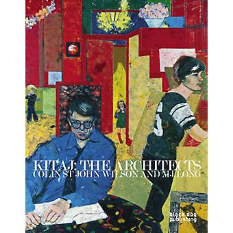 Kitaj - The Architects - Colin St.John Wilson and M.J.Long by Duncan M
