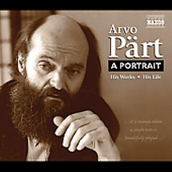A. parte - Arvo P Rt: Importación USA un retrato [CD]