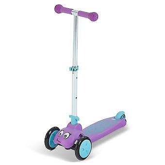 Mookie Toys Scootiebug Jewel Scooter Purple Ages 2-5 Years