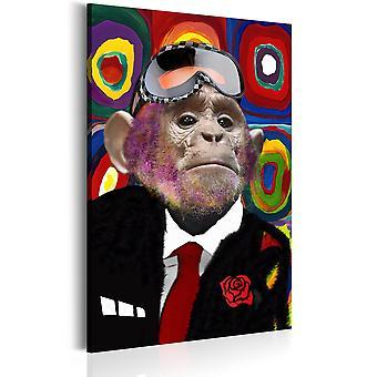 Canvas Print - Mr. Monkey