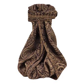 Mens Muffler Scarf 8129 Fine Pashmina Wool by Pashmina & Silk