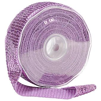 Square Sequin Trim 40Mm X 15.95 Yards Lavender 9801 40 88