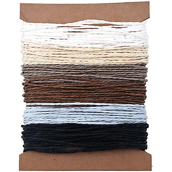 Idea Ology Paper String 30Yds Solids Ps Th 93044