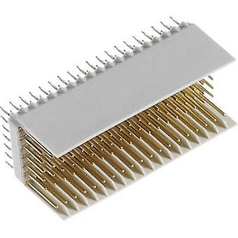 Edge connector (pins) hm 2.0 male Type B19 133P. class 2 Total number of pins 95 No. of rows 7 ept 1 pc(s)