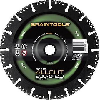 Rhodius 303388 Diamond cutting disc DG210 ALLCUT
