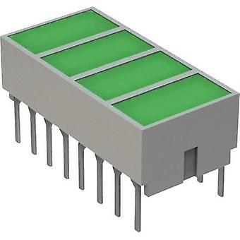 LED component Green (L x W x H) 20.32 x 10.28 x 10.16 mm Broadc