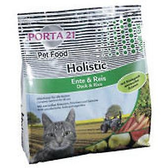 Porta21 Holistic Duck & Rice (Cats , Cat Food , Dry Food)