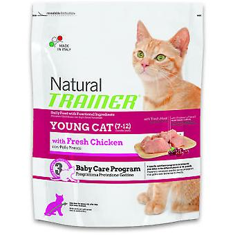 Trainer Natural Young Cat (Katzen , Katzenfutter  , Trockenfutter)