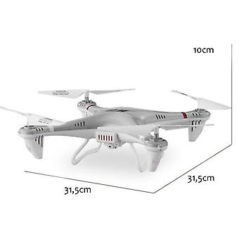 Buddy Toys Drone QuadCopter X6 HD camera