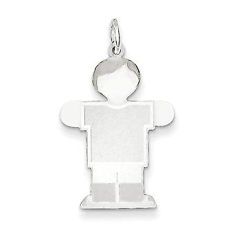 Charm in argento Sterling Kid - 1,0 grammi