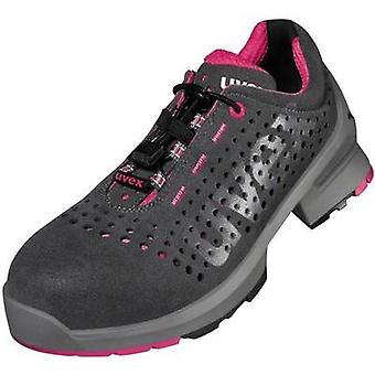Safety shoes S1 Size: 39 Black Uvex 1 8561839 1 pair