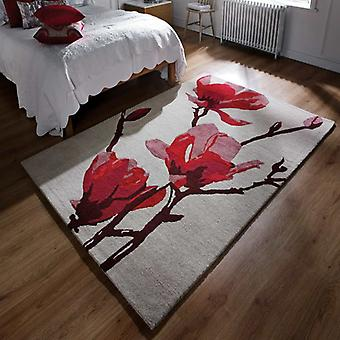 Rugs - Elegance Bud - Red