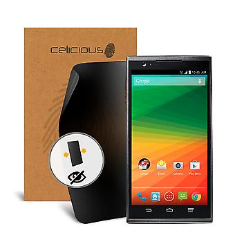 Celicious Privacy ZTE Zmax 2-Way Visual Black Out Screen Protector