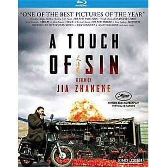 Touch of Sin [BLU-RAY] USA import