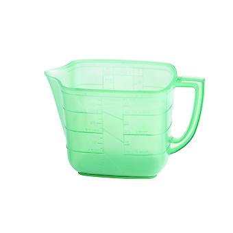 Measuring Jug Green