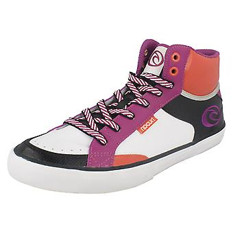 Ladies Rip Curl Hi-Top Trainers Sens Mid Girl