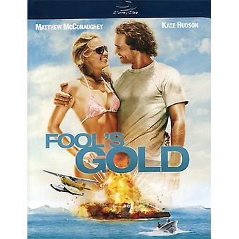 Fool's Gold [BLU-RAY] USA import
