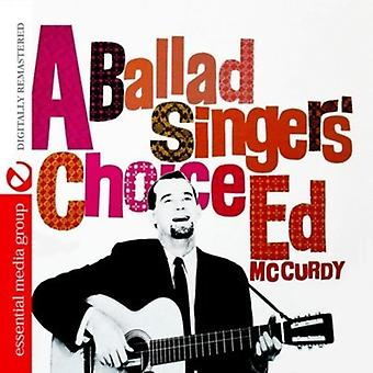 Ed McCurdy - importazione Choice [CD] USA di cantastorie