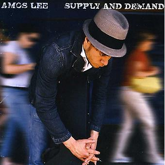 Amos Lee - Supply & Demand [CD] USA import