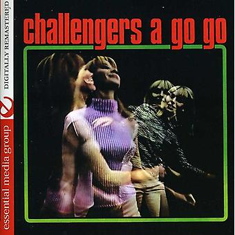 Challengers - Challengers a Go Go [CD] USA import