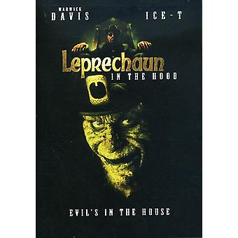 Leprechaun in the Hood [DVD] USA import