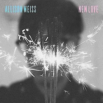 Allison Weiss - nye kærlighed [Vinyl] USA import