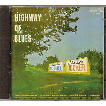 John Lee Hooker - importación de los E.e.u.u. carretera de Blues [CD]