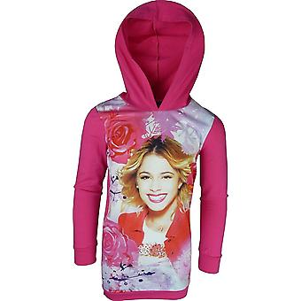 Girls Disney Violetta Hooded Tunic / Dress