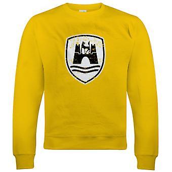 e5ba7ef61a99 Wolfsburg Klassiker, Mens Campervan Sweatshirt