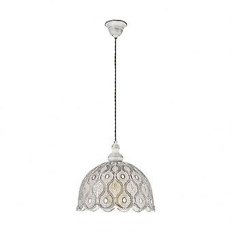 Eglo TALBOT Bowl Ceiling Light Pendant