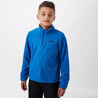 Blue Peter Storm Boys' Coniston II Half Zip Fleece