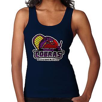 Purple Champs Globo Gym Purple Cobras Dodgeball Women's Vest