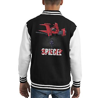 Spiegel Cowboy Bebop Akira Kid's Varsity Jacket