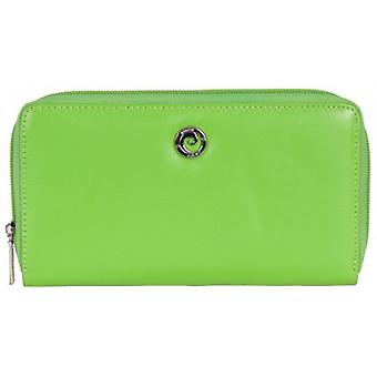 Pierre Cardin Zip Around Purse - Light Green