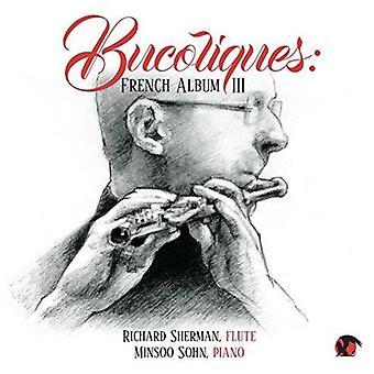 Grovlez / Sherman, Richard / Sohn, Minsoo - Bucoliques: fransk Album III [CD] USA import