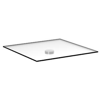 Vondom Faz Resteve Board Glass Ice 54146G (Garden , Furniture and accessories , Tables)