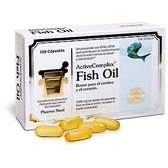 Pharma Nord Fish Oil Activecomplex 120Comp.