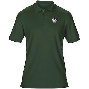 Israeliska Home Front Command Pikud HaOref IDF broderad Logo - Mens Polo Shirt