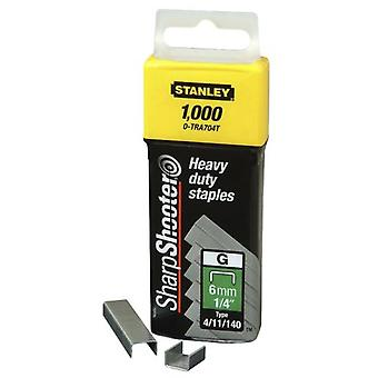 Stanley Cleat type G (4/11/140) 1000 u. (DIY , Tools , Consumables and Accessories)