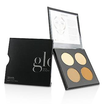 Glo Skin Beauty Contour Kit - # Medium To Dark - 13.2g/0.46oz