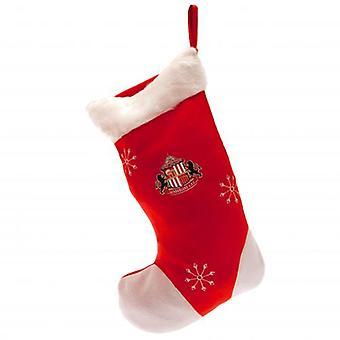 Sunderland Christmas strømpe