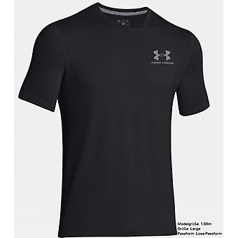 Under Armour sportstyle logo short-sleeved tee men's 1257616
