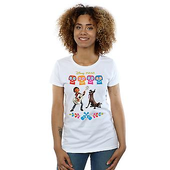 Disney Women's Coco Miguel Logo T-Shirt