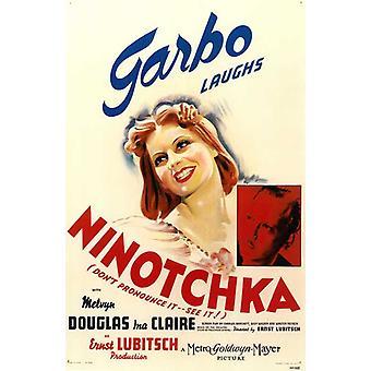 Ninotchka Movie Poster (11 x 17)