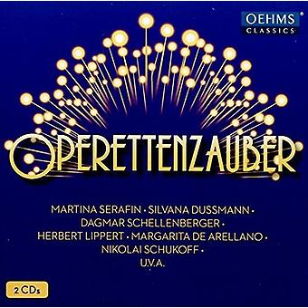 Artisti vari - Operettenzauber [CD] USA importare