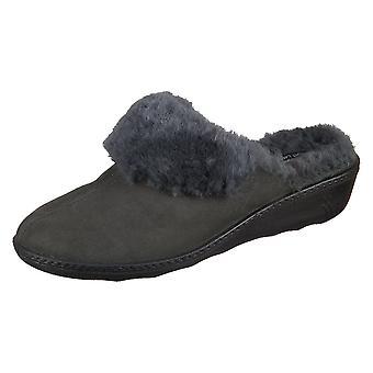 Romika Romilastic 306 Anthrazit Nubukleder 6000294700 kvinder sko