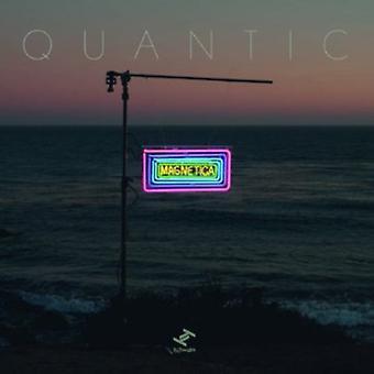 Quantic - Magnetica [CD] USA importerer
