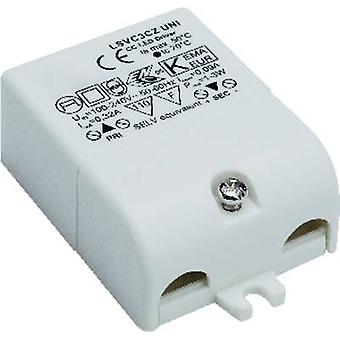 LED driver Constant current SLV 1 up to 3 W 0.32 A
