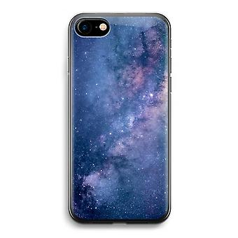 iPhone 7 Transparent Case (Soft) - Nebula