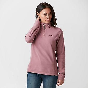 Brasher Women's Bleaberry II Half-Zip Fleece